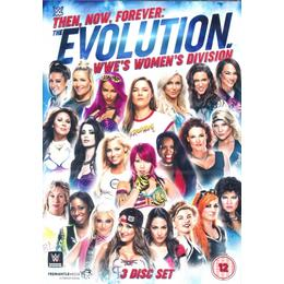 WWE: Then, Now, Forever - The Evolution Of WWE's Women's Division [DVD]